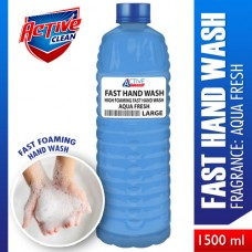 Fast Hand Wash Aqua Fresh Large (1500ml)