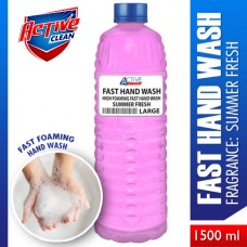 Fast Hand Wash Summer Fresh Large (1500ml)