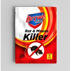 Rat Killer Wheat Sache (30gm)
